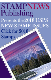 Link to Stamp News Now for the USPS 2017 New Issue Stamps!