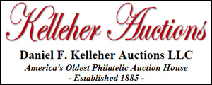 Kelleher Auctions, Daniel F. Kelleher Auctions, Dynasty Auctions, and Danbury Stamp Sales