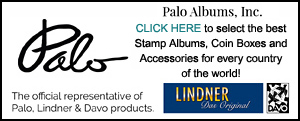Palo Albums, Inc., Stamp Albums for every country of the world.